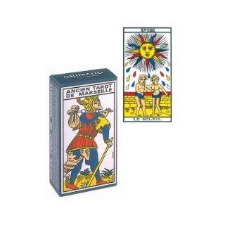 Tarot de marseille divinatoire