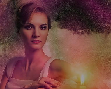 Blog : seance avec un médium