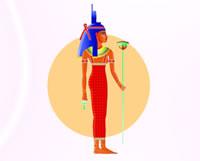 Signe Astrologique Isis